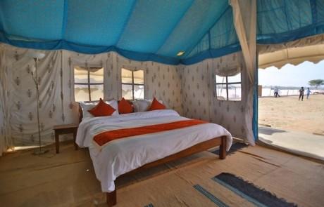 Camp Interior