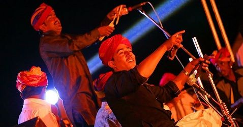 Music of Jaisalmer