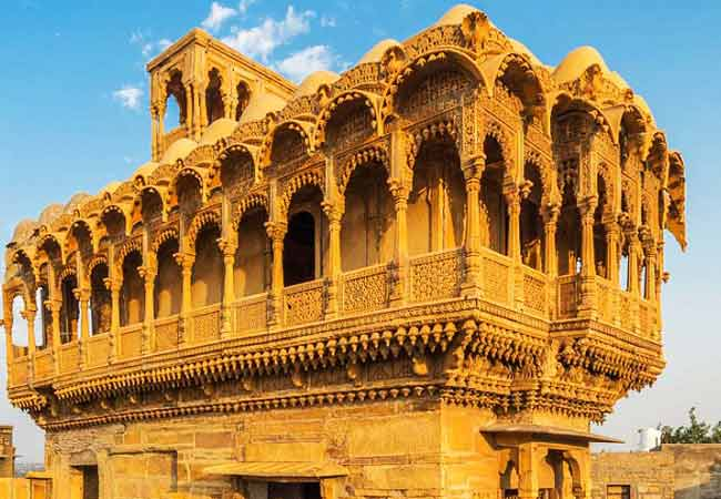 Haveli's of Patwon and Salim Singh in Jaisalmer Fort