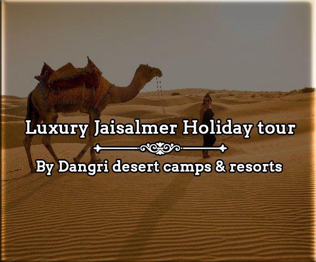DDSC Jaisalmer tour Package