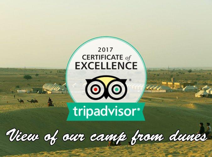 Jaisalmer desert day tour with DDSC