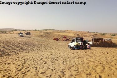 Jeep Safari DDSC